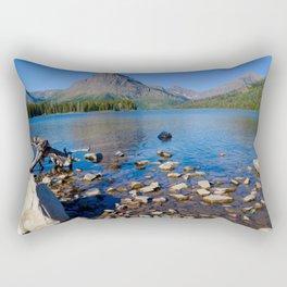 Clear skies Rectangular Pillow