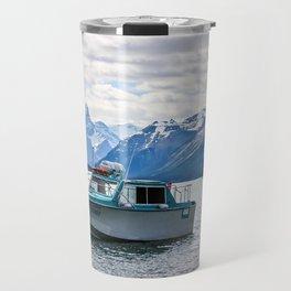 Maligne Lake Travel Mug