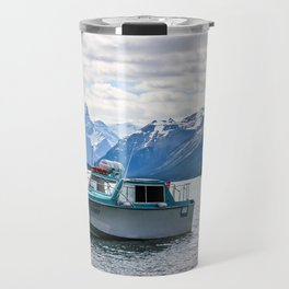 Maligne Lake Travel Mug