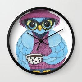 Coffee Break Wall Clock