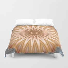 Some Other Mandala 414 Duvet Cover