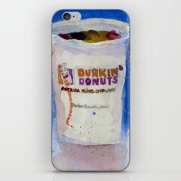 Dunkin' Donuts iPhone Skin