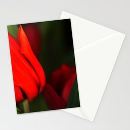 Tulips for mother Stationery Cards