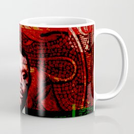 Marcus Garvey Black Nationalist Design Merchandise Coffee Mug