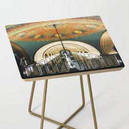 Art Deco Fisher Building Downtown Detroit Side Table