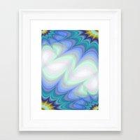 heaven Framed Art Prints featuring Heaven by David Zydd