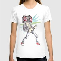 radiohead T-shirts featuring RadioHead by Andrea Fonseca Illustration