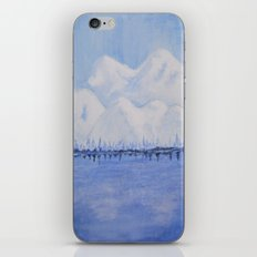 Alaskan Mountains iPhone & iPod Skin