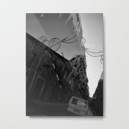 especially earnest, craftily created Metal Print