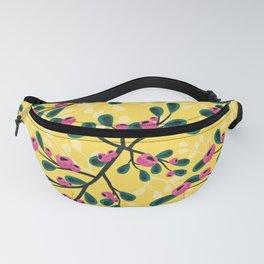pattern flower 2021  Fanny Pack