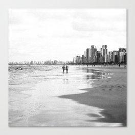 OCEANIC 3 Canvas Print