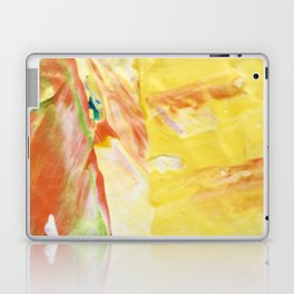 Abstraction - Sunny - by LiliFlore Laptop & iPad Skin
