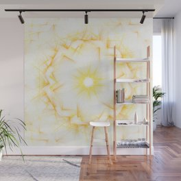 Solar Plexus Wall Mural