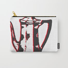2 Tone Coffee Pot Carry-All Pouch