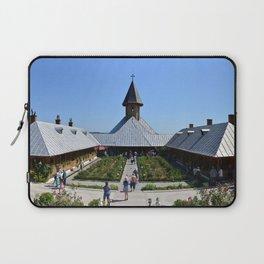 orsova saint ana monastery Laptop Sleeve