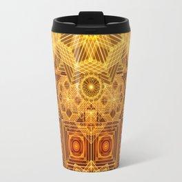 Temple of the Sun Travel Mug