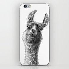 Cute Llama G135 iPhone & iPod Skin
