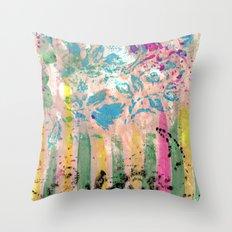 Pattern Mash-up 1 Throw Pillow