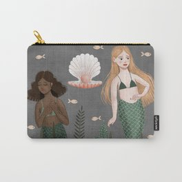 mermaid tapestry Carry-All Pouch