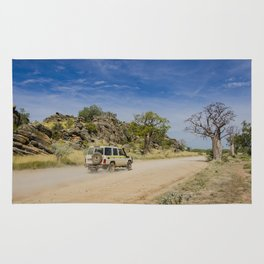 Leopold Downs Road Rug