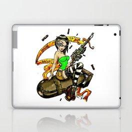 Lil Miss Atom Bomb Laptop & iPad Skin