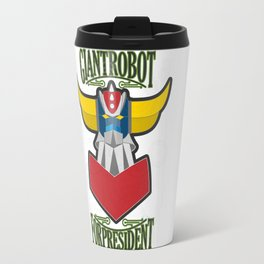 manga robots: grendizer for president Travel Mug