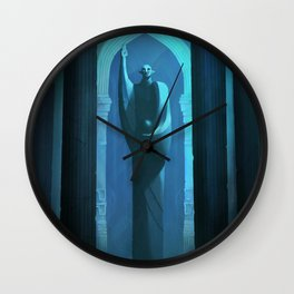 Pride before the fall Wall Clock