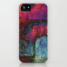 B-Abstract 01 iPhone Case