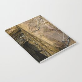 Door into the Cliff Face Notebook