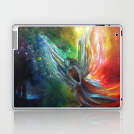 Rainbow Fairy Laptop & iPad Skin