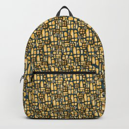 Evening city Backpack