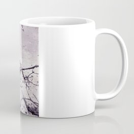 Winter Crow Coffee Mug