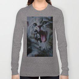 AC/DC/CAT Long Sleeve T-shirt