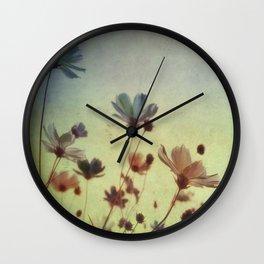 Spring Dreams Wall Clock