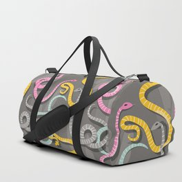 Snakes pattern 007 Duffle Bag