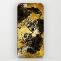 death iPhone & iPod Skins featuring 'Til Death do us part by Fresh Doodle - JP Valderrama