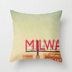MPM Throw Pillow