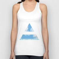 30 seconds to mars Tank Tops featuring MARS ARMY by The Fashion Graphic