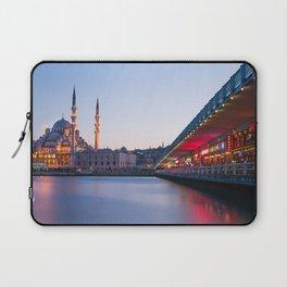 Istanbul Sunrise Laptop Sleeve