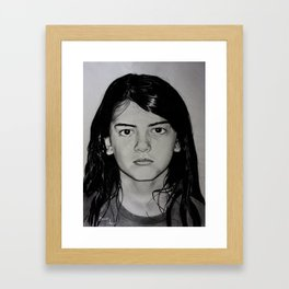 Blanket Jackson Framed Art Print