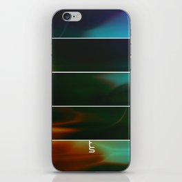 Storm Front (Five Panels Series) iPhone Skin
