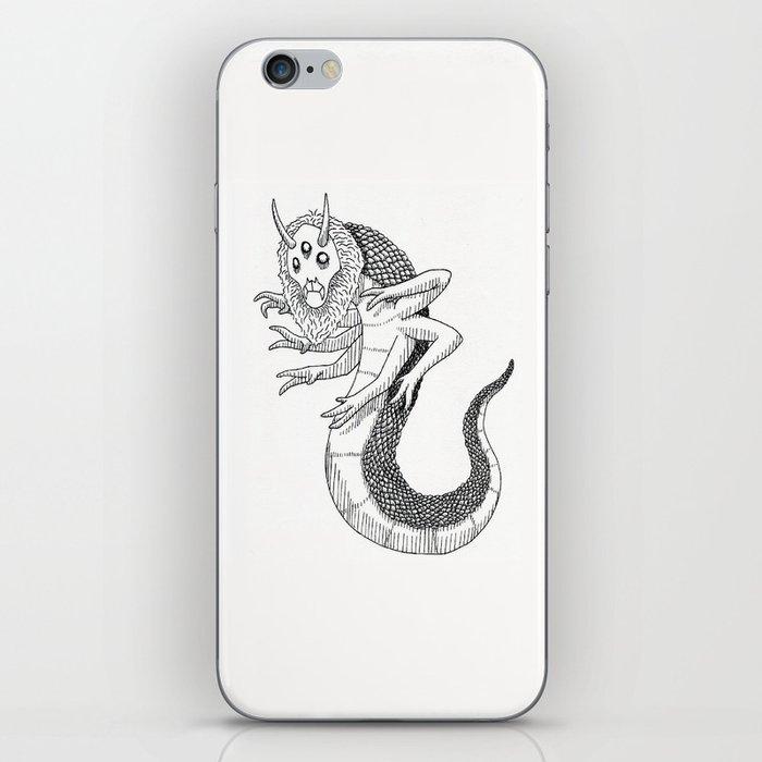 Dragon Spirit  iPhone Skin