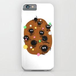 Soot Sprites iPhone Case