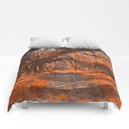 Wye Island Amber Trail Comforters