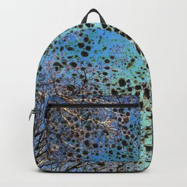 Branches And Marble Backpack