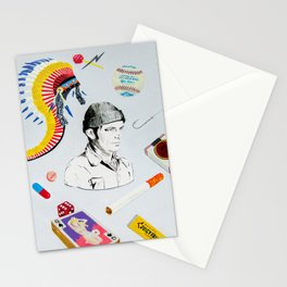 You think your crazy or somethin'? Stationery Cards
