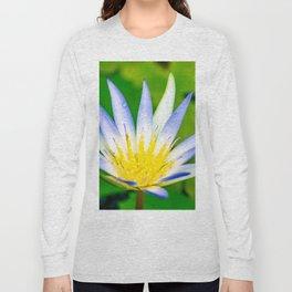Flower macro Long Sleeve T-shirt