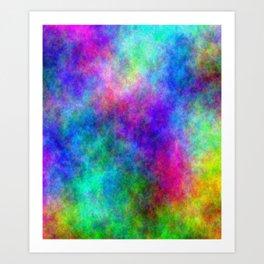 Colorful Magick Art Print