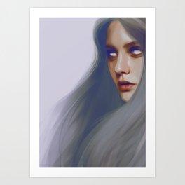 Seen Art Print