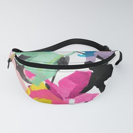 lily 1 sq Fanny Pack